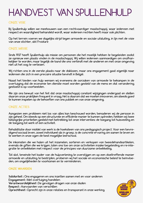 Charte NL